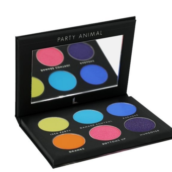 Laura Lee Other - Laura Lee Party Animal Palette